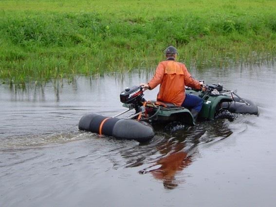 поплавок для квадроциклов купить