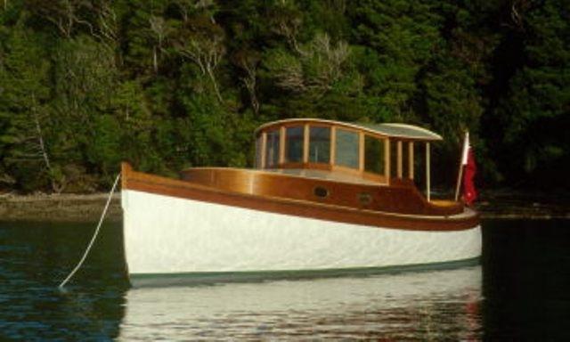 Ретро катера