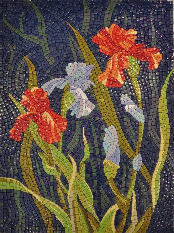 Картины из китайской мозаики своими руками