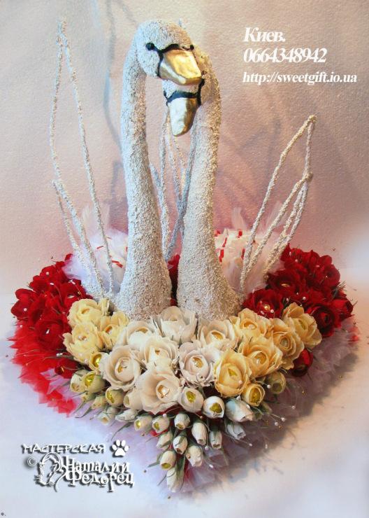 Букет своими руками на свадьбу из конфет