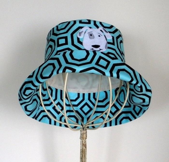 Как сшить шляпу для лета