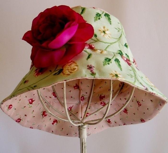 Летняя шляпа сшить