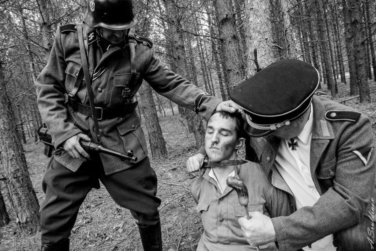 Немецкие солдаты секс видео