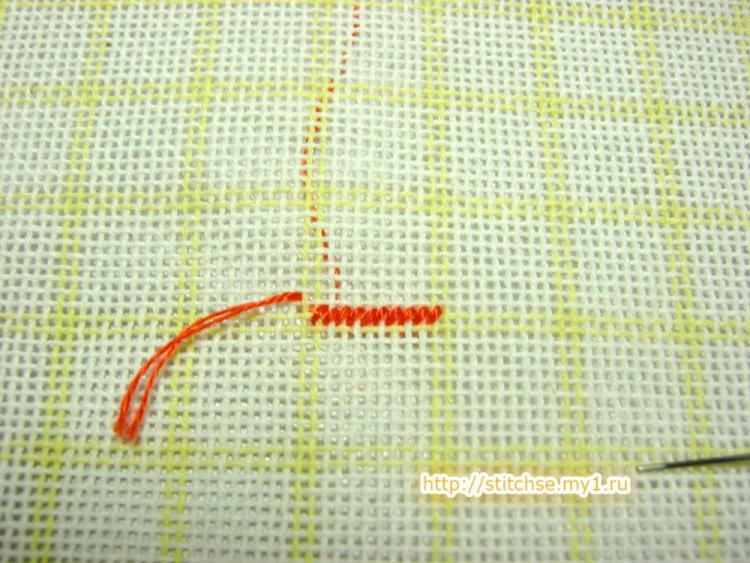 Вышивка гобеленовым швом фото работ