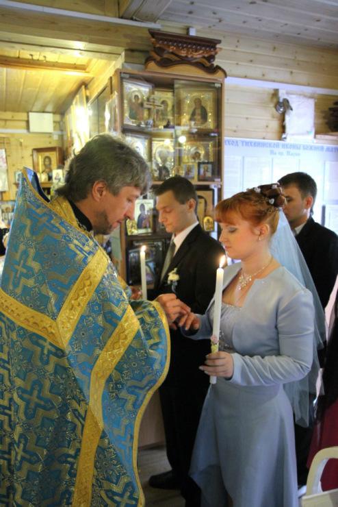 Венчание в церкви спб
