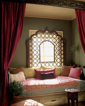 Gallery.ru / Фото #3 - Марокканский стиль - vihrova