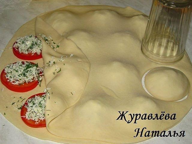 помидоры в тесте рецепт с фото