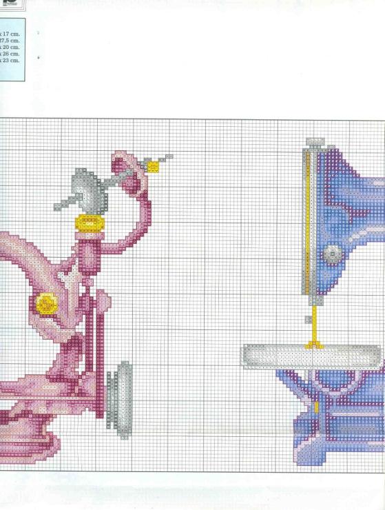 Схема для вязания крючком игольницы схемы 397