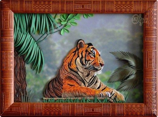 Tiger своими руками
