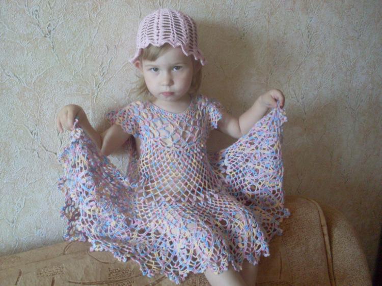 Вязание крючком для детей от костюмы