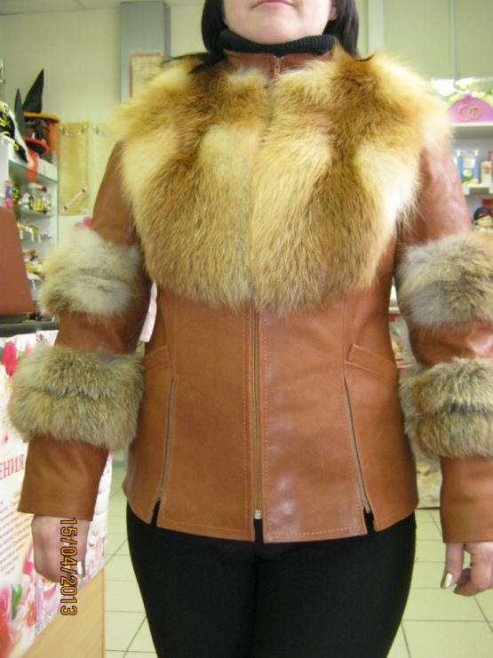Как сшить меховые куртки своими руками
