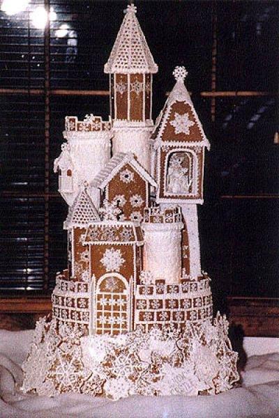 фото торта в виде церкви