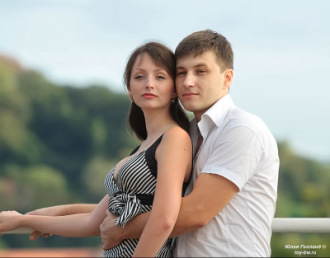 Фотограф Love Story Юлия Голланд - Сочи