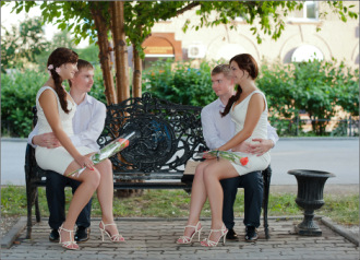 Фотограф Love Story Дмитрий Смиренко - Новосибирск