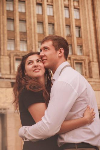 Фотограф Love Story Александра Пурясова - Москва