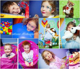 Детский фотограф Светлана Алексеева - Москва